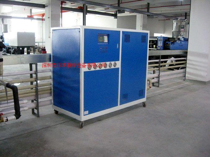 水冷式热回收冷水机