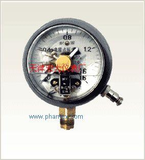 YTNX-100\150耐震電接點壓力表