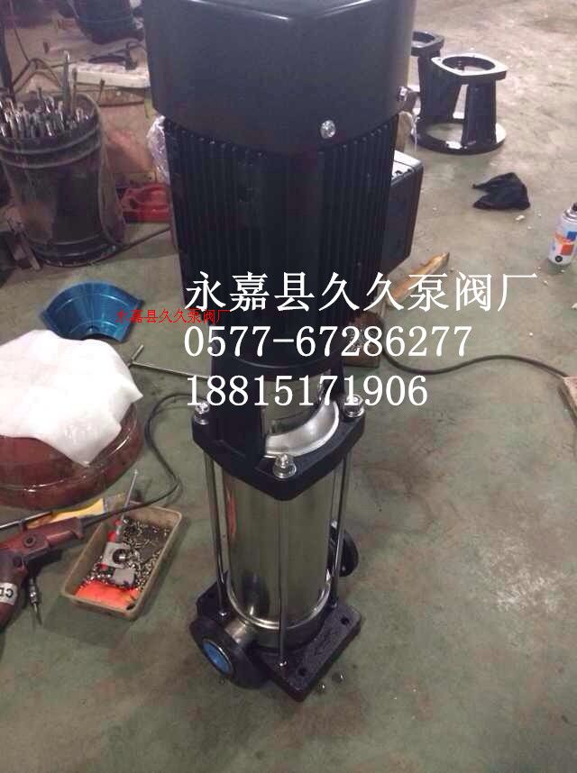 CDLF8-60立式多級離心泵