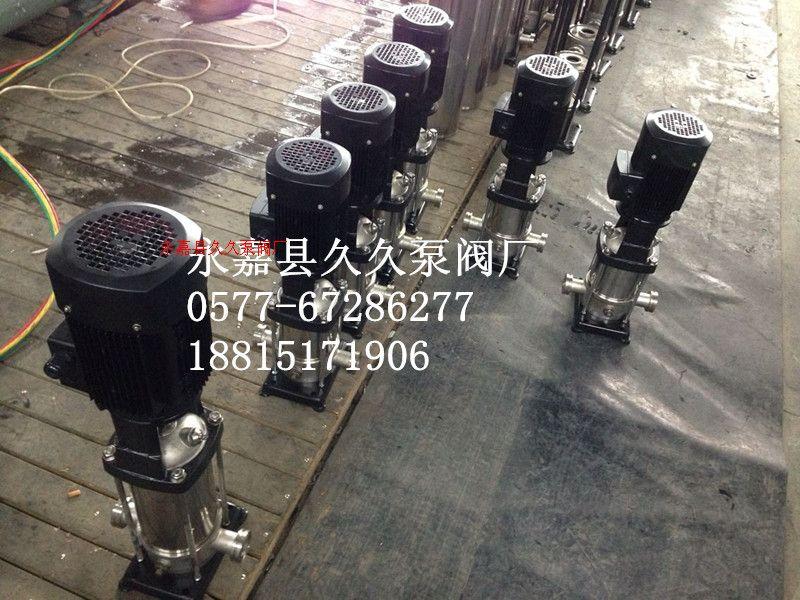 CDLF2-100立式多級離心泵
