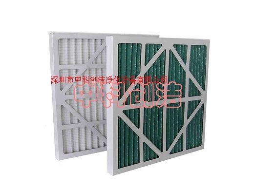 紙框空氣過濾器
