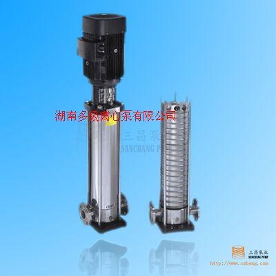 制藥用立式多級離心泵