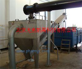 螺旋砂水分離器