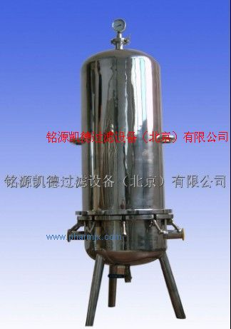 手动刷式过滤器 全程水处理器 管道过滤器