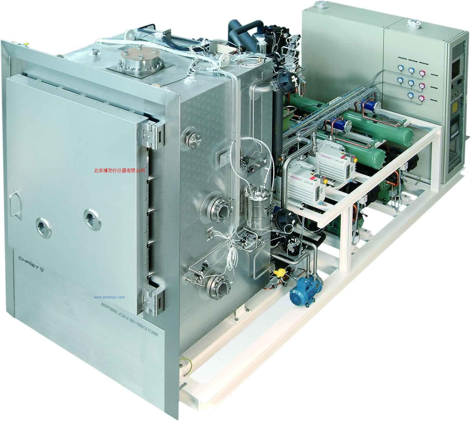 德国Christ生产型冷冻干燥机 Epsilon 2-160DS