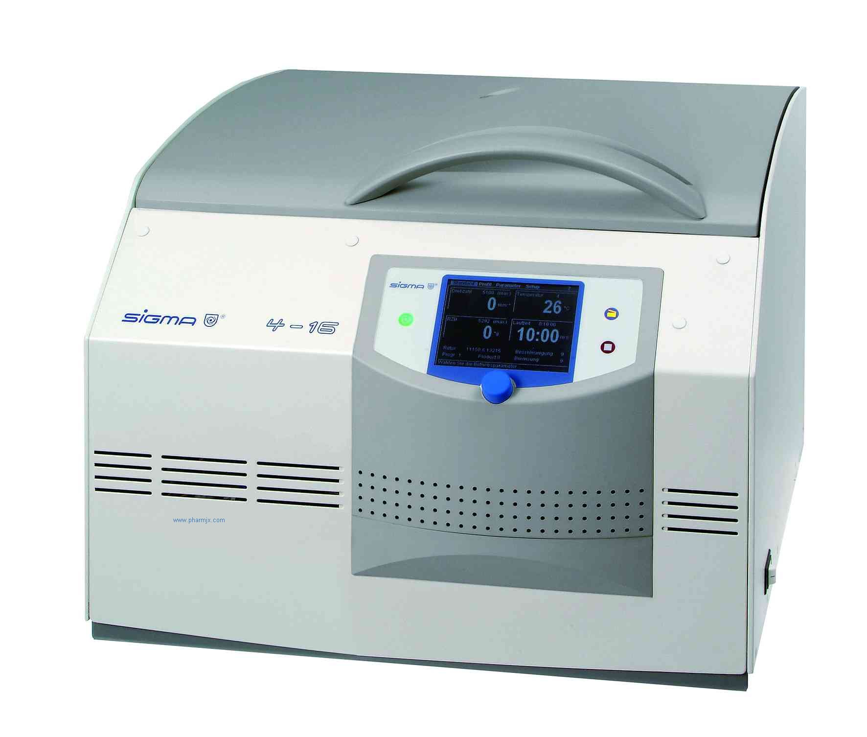 德國SIGMA高速冷凍離心機 Sigma 4-16