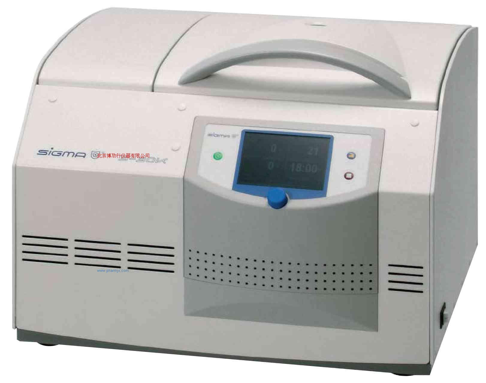 德國SIGMA高速臺式冷凍離心機 Sigma 3-30k