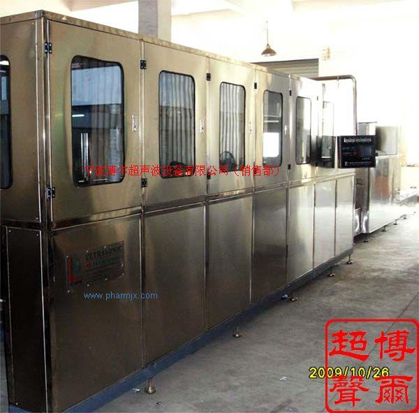 軸承零件、鑄鐵件、散熱器、沖壓件超聲波清洗機