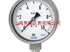 购买上乘的全不锈钢压力表,帛隆仪表公司是您不二选择——WIKA价格范围