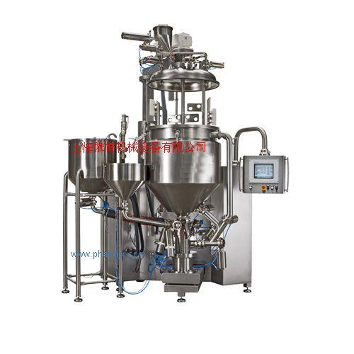 MP系列成套混合分散乳化设备