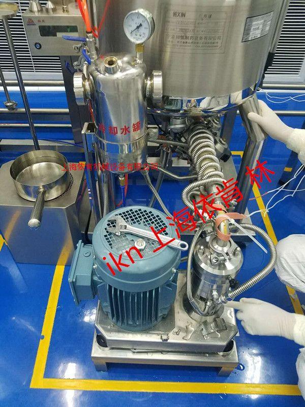 超高速纳米均质机选型要点