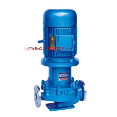 CQG系列不銹鋼立式管道磁力泵,立式管道磁力泵,立式磁力泵