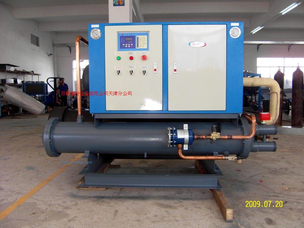 制冷机供应天津真空镀膜冷水机|天津化工冷