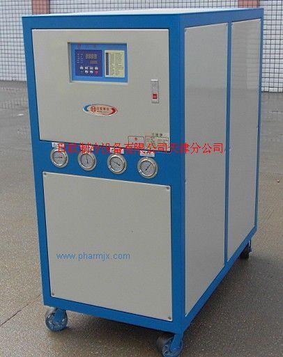制冷機天津真空鍍膜冷水機橡膠輥煉冷水機