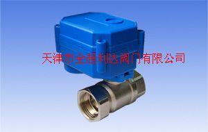 供应 微型电动阀门