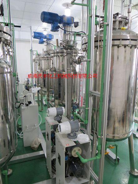供应实验室整套反应装置-萃取装置、精馏装置