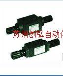 疊加式單向節流閥 MSW-03-X MSW-03-Y