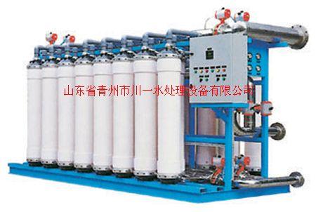 供應雙級反滲透—離子交換設備