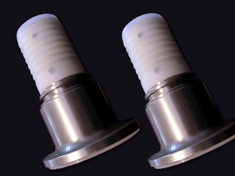 襯氟活動法蘭帶齒管尾接頭