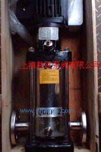 QDLF系列輕型不銹鋼立式多級泵