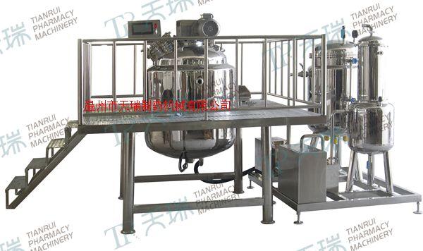 自動化溶膠配料機組
