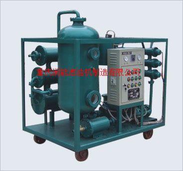 ZJCQ-3汽輪機機油真空濾油機