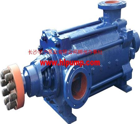 供應多級泵水泵廠長沙華力泵業廠家價格直銷DM耐磨型單吸多級離心泵
