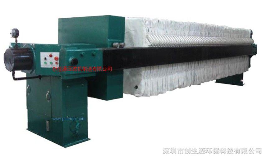 自动液压800系列压滤机