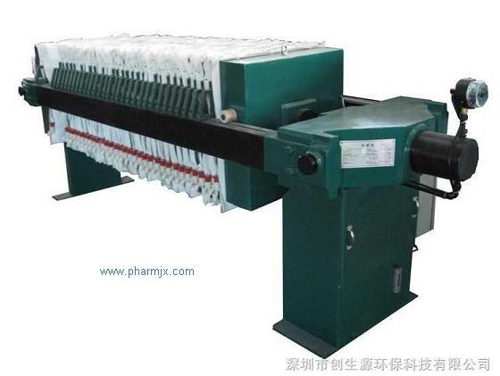 630型自动液压压滤机