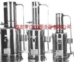 不锈钢电热蒸馏水器、自动双重纯水蒸馏器