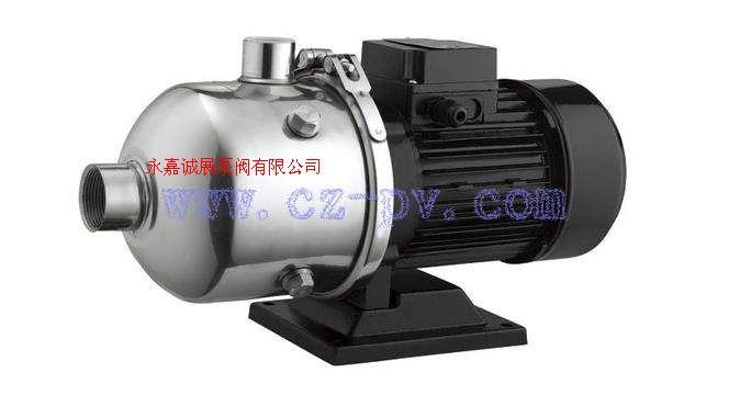 (圓筒包裝式)CHL輕型臥式多級離心泵