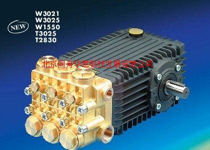 意大利INTERPUMP高压水疏通泵清洗泵大流量用于管道疏通