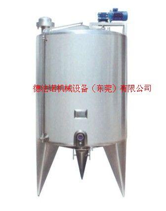 單層儲罐  雙層側攪拌儲罐. 雙層立式攪拌儲罐 調配罐 無菌罐