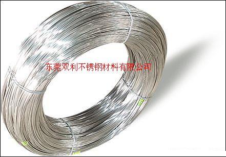 304不锈钢弹簧线