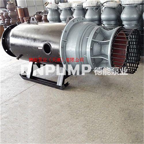 天津海產養殖業專用雪橇式軸流泵廠家