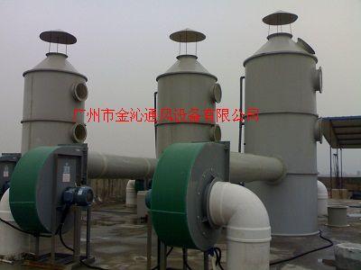 风机活性碳废气净化塔