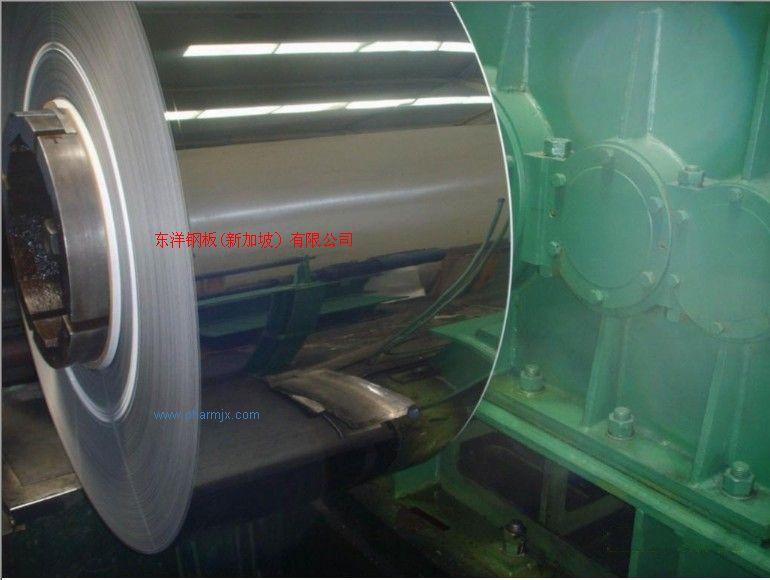 1.4319/1.4305進口不銹鋼鋼板 不銹鋼管