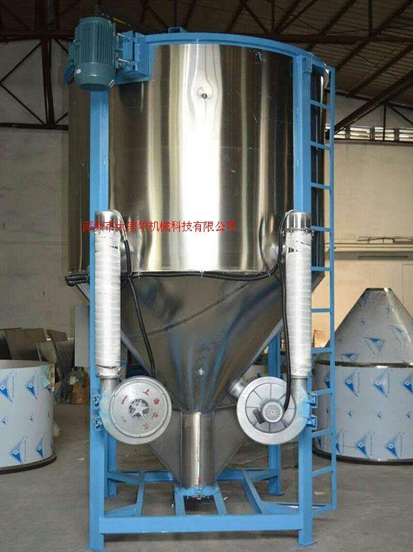 原料攪拌干燥機