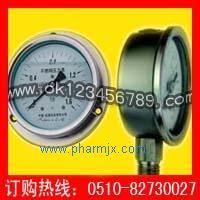 長期優供YN-60B/100B/150B耐震全不銹鋼壓力表系列