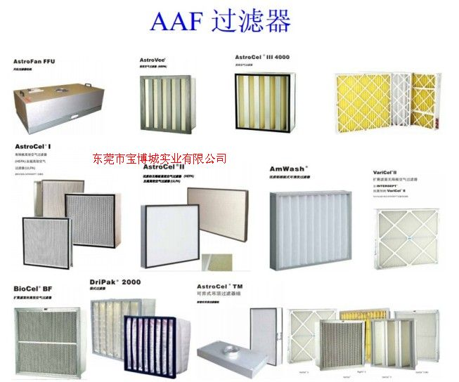AAF過濾器