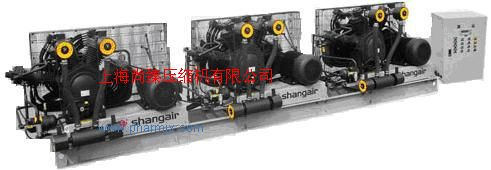 吹瓶空气压缩机