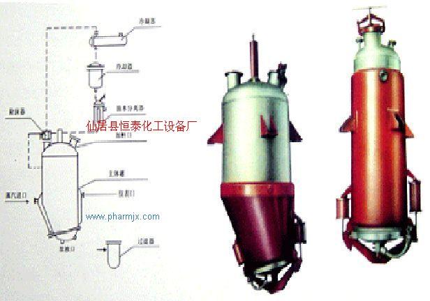 TH系列多功能提取罐