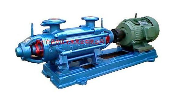 DG型臥式多級離心泵