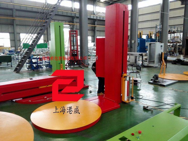 上海缠绕机 缠绕包装机