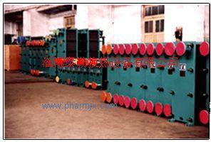 河北川润板式换热器板片/河北板式换热器维修/河北板式换热器胶垫