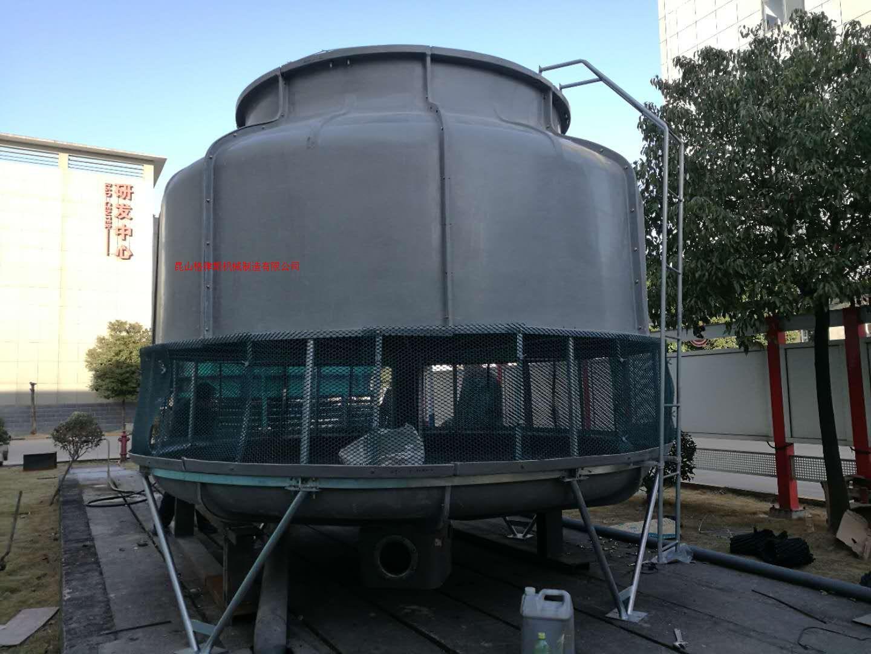 60T/80/100玻璃钢冷却塔 逆流式冷水塔
