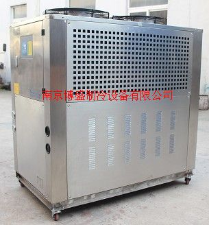廠家直銷不銹鋼風冷冷水機