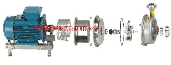 工艺管道安装、卫生级管配件、离心泵、过滤器、隔膜阀