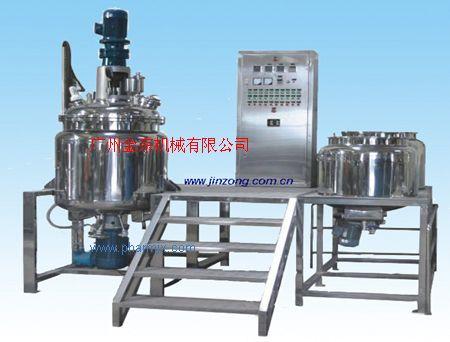 JR型均質乳化機
