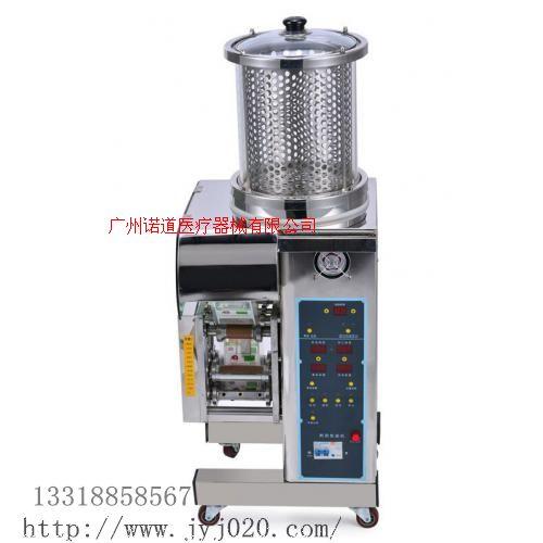 廣州充分煎煮提取中藥的有效成分YJ13/1+1煎藥機